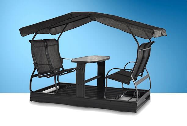balan oire ext rieure de jardin de piscines ren pitre. Black Bedroom Furniture Sets. Home Design Ideas