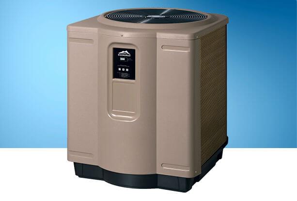 thermopompe et chauffe eau pour piscine de piscines ren pitre. Black Bedroom Furniture Sets. Home Design Ideas