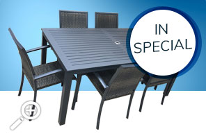Swimming pool, outdoor spa and garden furniture promotions by ...