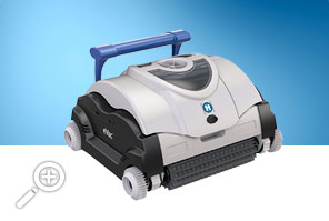 Evac automatic in-ground swimming pool cleaner
