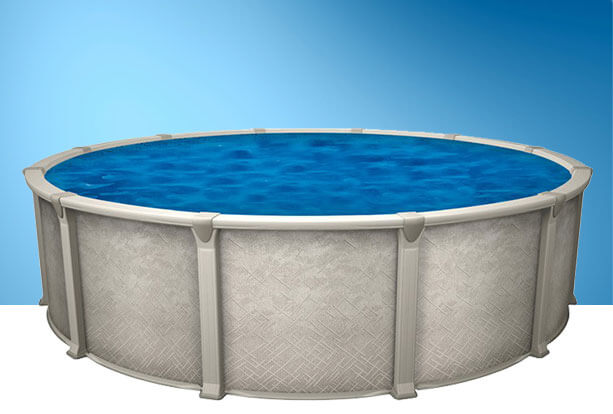 Athena Model Above Ground Swimming Pool
