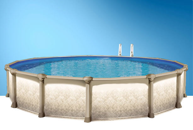 Above ground swimming pool piscines ren pitre for Club piscine fermeture piscine hors terre