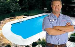 Request services for your pool or your spa