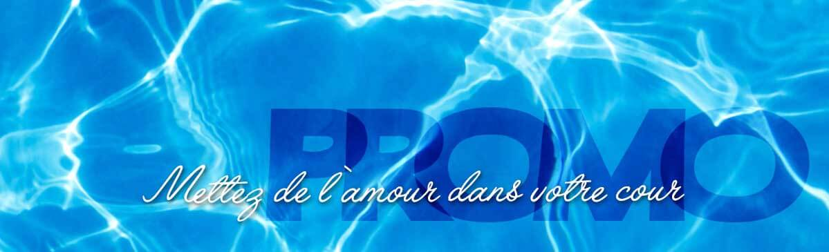 Promotions on pool or spa by Piscines René Pitre